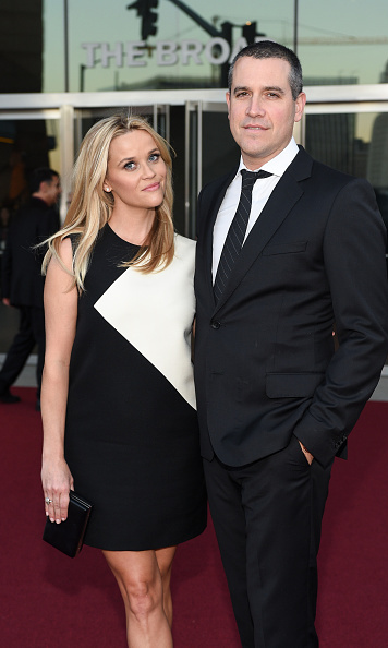 September 18: Reese Witherspoon and husband Jim Toth enjoyed a date night at the Broad Museum's inaugural celebration in downtown L.A.