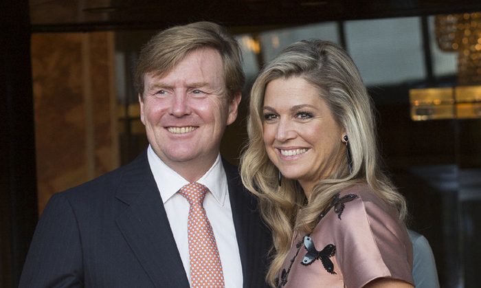 King Willem-Alexander of the Netherlands and Queen Máxima helped close out celebrations marking the 200th anniversary of the Netherlands.