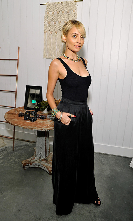 October 1: Nicole Richie proved that she still has her edge and knack for fashion during the House of Harlow event in Woodland Hills, California. 