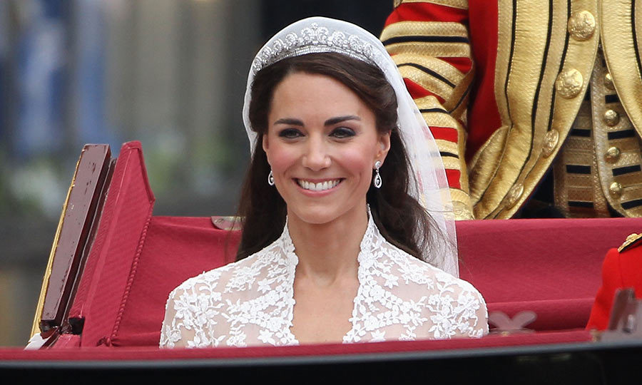 The ladies of the British royal family have quite the collection of heirlooms to choose from for special occasions. Queen Elizabeth's personal collection of tiaras have been loaned to the younger generation of royals including Kate Middleton. Click through for an in depth look at the gems... 