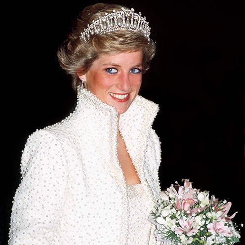 Cambridge Lover's Knot Tiara 