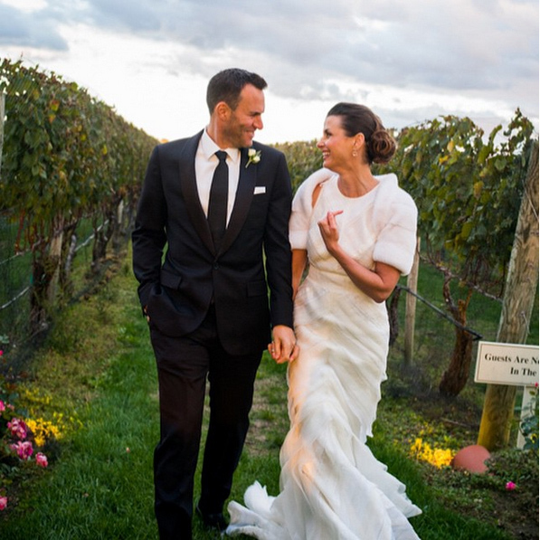 Celebrity Weddings 2015: The Stars Who Married This Year