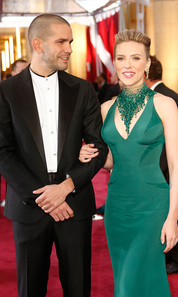 Actress Scarlett Johansson and husband Romain welcomed a daughter in early September 2014, announcing that her 'Golden Girls'-evoking name was Rose Dorothy.