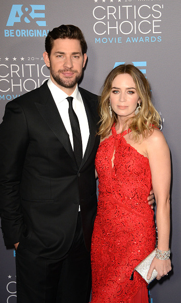 Emily Blunt and John Krasinski named their daughter Hazel, a name Julia Roberts made popular in 2004.