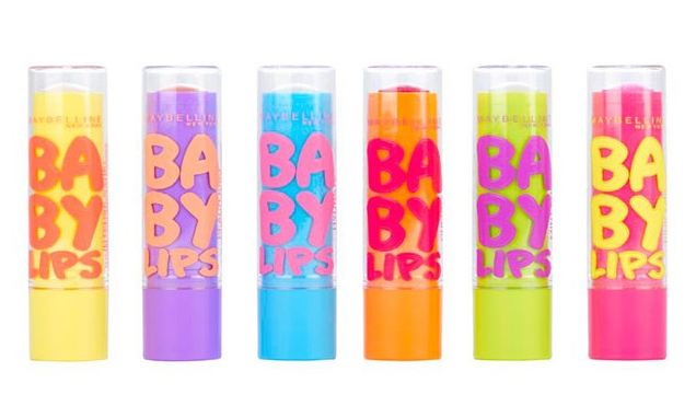 Maybelline Baby Lips Lip Balm, $3.99 each. <br>