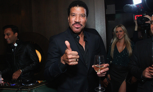 October 27: Lionel Richie and DuJour magazine celebrated the launch of his new home accessories collection Lionel Ritchie Home at PHD Terrace at NYC's Dream Midtown.