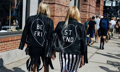 Best Friend Matching Outfits Are All The Rage Get The Look