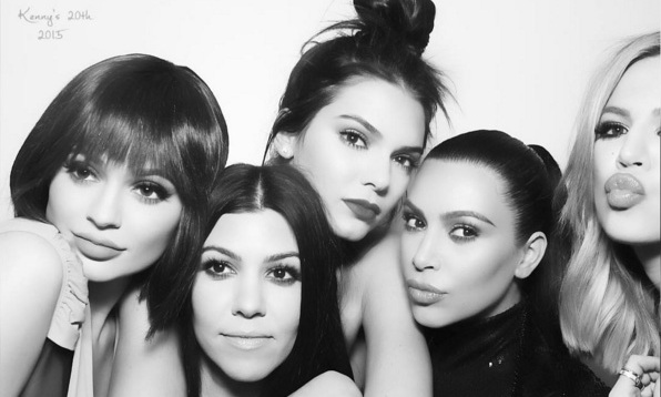 November 2: Sister sister! Kendall Jenner celebrated her 20th birthday with sisters Kourtney, Kim, Khloe and Kylie by her side at The Nice Guy in West Hollywood. 