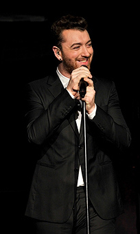 November 5: Sam Smith performed at the City of Hope's Spirit of Life Gala in Santa Monica.