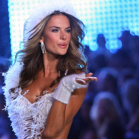 The Victoria's Secret models are heading back to the runway for the brand's 2015 fashion show airing December 8 on CBS. Apart from the over-the-top performances and runway fashion, comes the return of the infamous Angel kisses. Here is a roundup of some of the best kisses from the VS runway.