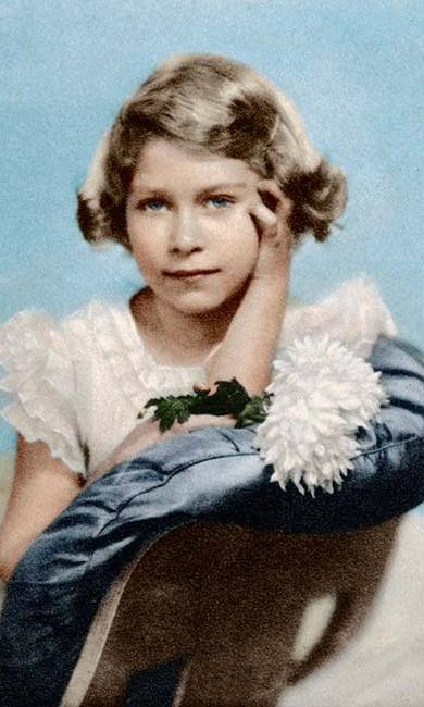 As a child, Princess Elizabeth, nicknamed Lilibet, used to ask for Christmas presents from discount chain Woolworths. <br>