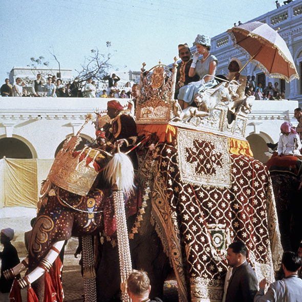 Prince William and Kate Middleton aren't the only royals who have taken their royal tour to India. Here is a look of other royals who have made the trip over the years. 