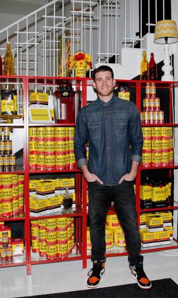 November 12: Bryan Greenberg played host and performed a special acoustic performance at the Café Bustelo Pop-Up Experience Los Angeles.