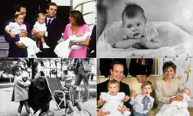 In less than a month Monaco's royal twins, Gabriella and Jacques will be celebrating their first birthday on December 10. <br>