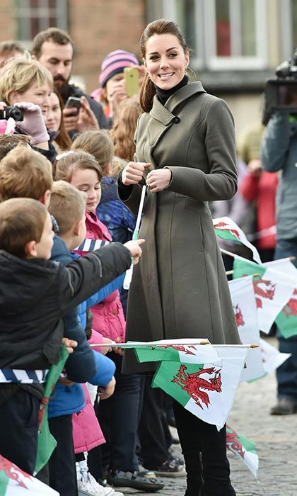 Kate Middleton How She Plans On Giving George And