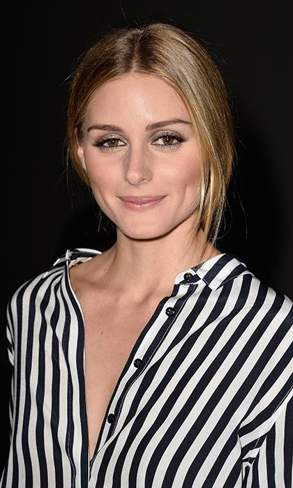 For a chic style, try Olivia Palermo's beauty look. Apply a hint of pencil eyeliner across both the top and bottom lashes.