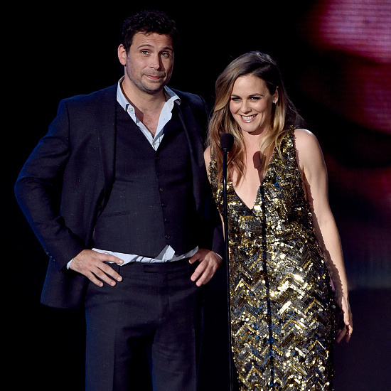 """Totally buggin"" over Elton and Cher! ""Clueless"" stars Jeremy Sisto and Alicia Silverstone reunited to celebrate the film's 20th anniversary.