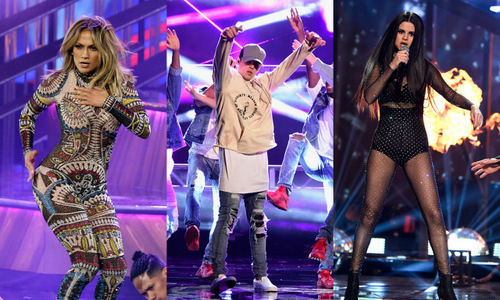 It was a night of hot performances, heartfelt tributes and mind-blowing surprises. Here are the highlights from the 2015 American Music Awards hosted by Jennifer Lopez.