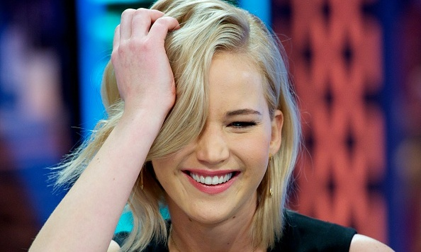 Jennifer Lawrence appeared on a Spanish TV show 'El Hormiguero' with her 'Mockingjay' co-stars Liam Hemsworth and Josh Hutcherson.