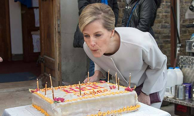 January: