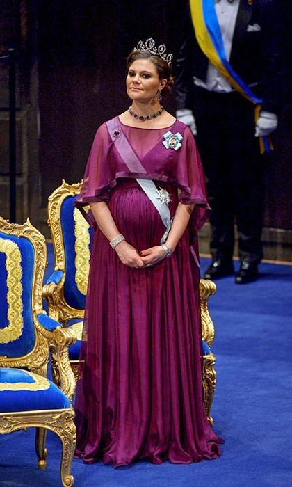 Swedish royals: Crown Princess Victoria, Madeleine and Sofia sparkle ...