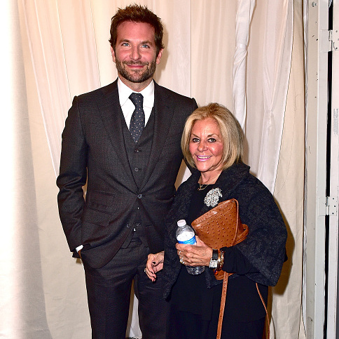 December 13: Date night with mom! Bradley Cooper brought his stunning mother Gloria Campano to the 'Joy' premiere in NYC.