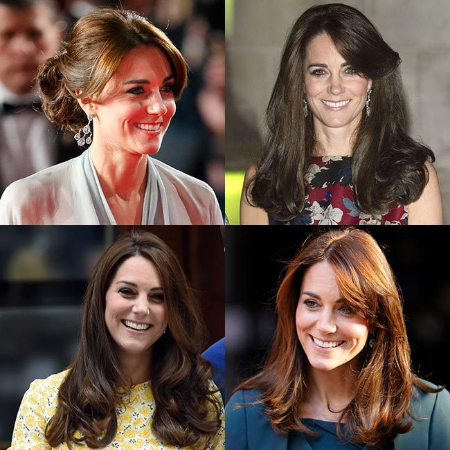 The Duchess of Cambridge repeatedly wows us with her always picture-perfect looks. Here, we take a look at some of Kate's best beauty moments from 2015 – click through for the full gallery.