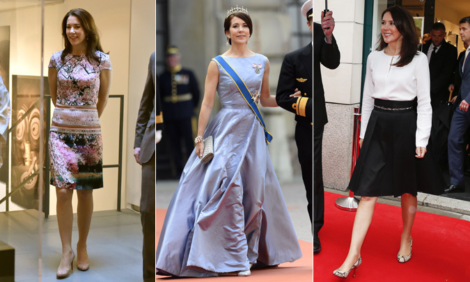<b>PRINCESS MARY OF DENMARK</B>
