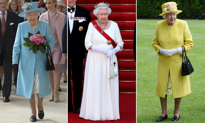 <b>QUEEN ELIZABETH</B>