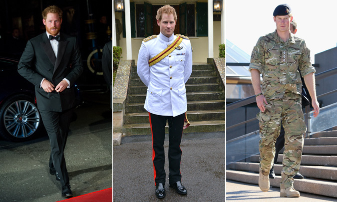 <b>PRINCE HARRY</b>