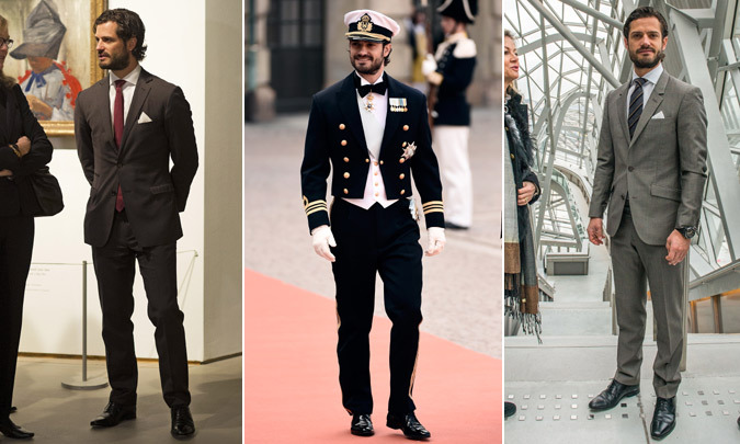 <b>PRINCE CARL PHILIP</B>
