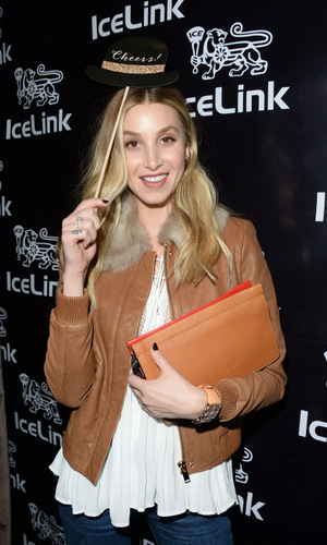 December 15: Whitney Port might be newly married but  that doesn't mean she can't step out for a little fun by herself! The fashion designer attended the IceLink Generation 6TZ watch collection launch party held at the IceLink Boutique in Los Angeles.