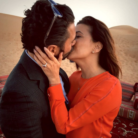 E is for Eva Longoria