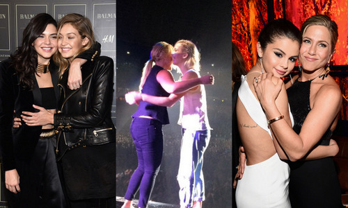 F is for fabulous friends
