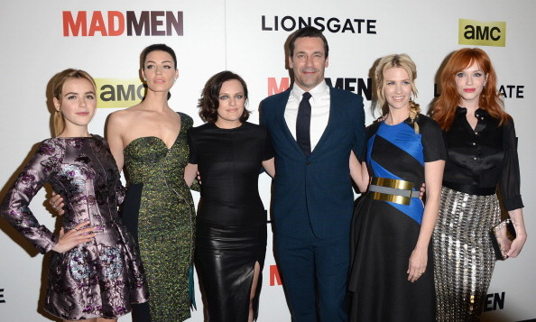M is for 'Mad Men'