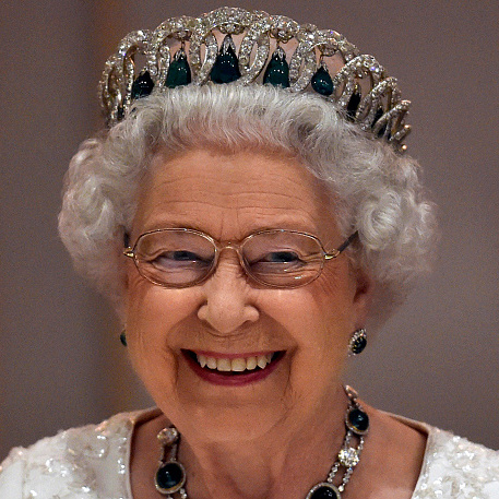 Q is for Queen Elizabeth II