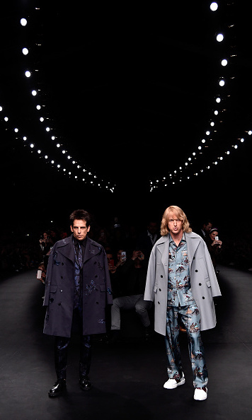 Z is for 'Zoolander'