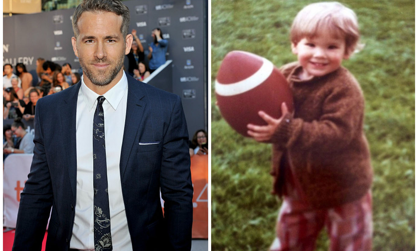Ryan Reynolds
