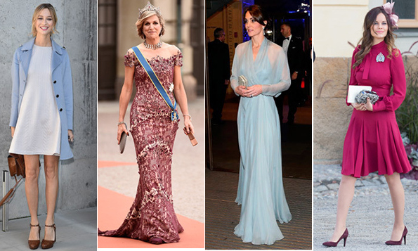 Are these the year's best-dressed royals? From Duchess Kate's post-pregnancy style to Prince Carl Philip's wedding suit, we've put together our favorite royal looks from 2015. 
