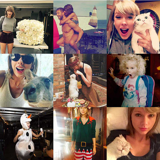 Stars are posting their 9 most-liked Instagram pics of the year – and we've gathered some of the best! Check out these star collages and see what photos were fan favorites in our Best Nine of 2015 gallery.