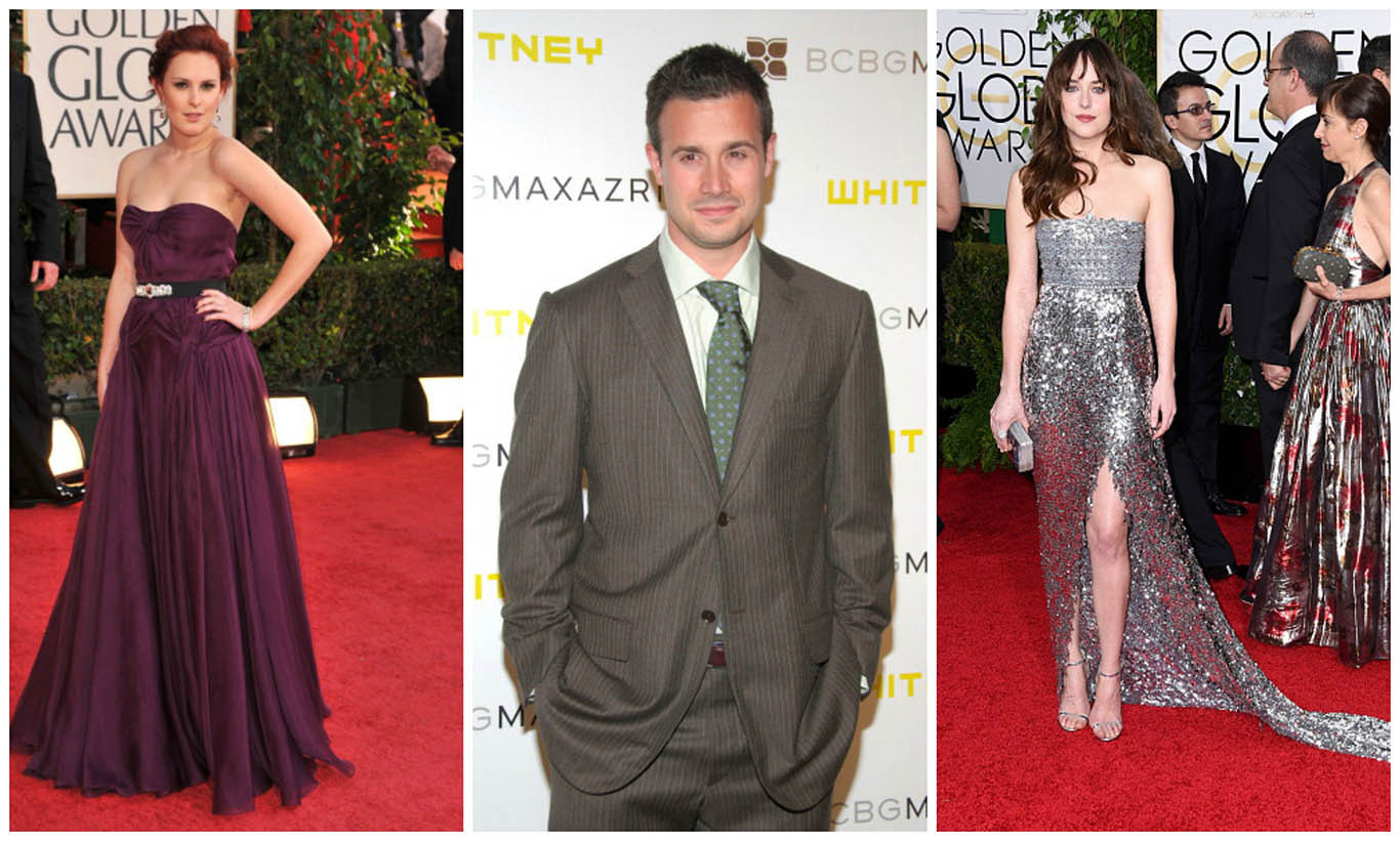 While the Golden Globes is dedicated to honoring some of the biggest names in Hollywood, it's the up and coming faces who join the winners on stage that also deserve our attention! Thanks to their famous parents, Dakota Johnson, Freddie Prinze Jr. and Rumer Willis have all had the honor of holding the title of Miss or Mr. Golden Globe before catching their big break. Now as Dwayne 'The Rock' Johnson's daughter Simone gets ready to share the honor at the 2018 award show, we're taking a look at Hollywood offspring and stars who have held the title.