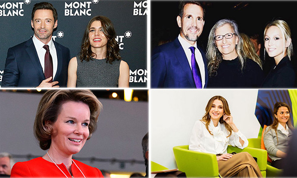 Charlotte Casiraghi mingles with the stars – and the Greek royals rub shoulders with star photographer Annie Leibovitz – in this week's royal roundup. Click through for all the must-see highlights! 