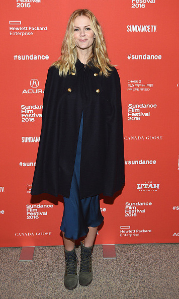 January 25: Brooklyn Decker looked chic at the premiere of 'Lovesong' during the Sundance Film Festival. 