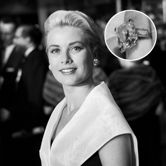 Elizabeth Taylor Wedding Ring Luxury Grace Kelly To Beyoncé