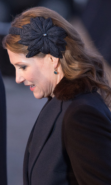 Princess Martha Louise Of Norway Wears Same Fascinator As