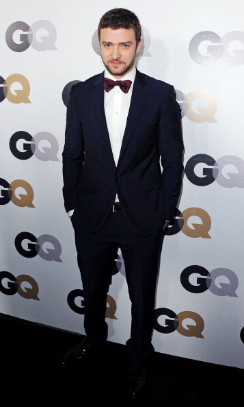 Justin was the definition of suave while being honored at the GQ Man of the Year Awards in November 2011. 