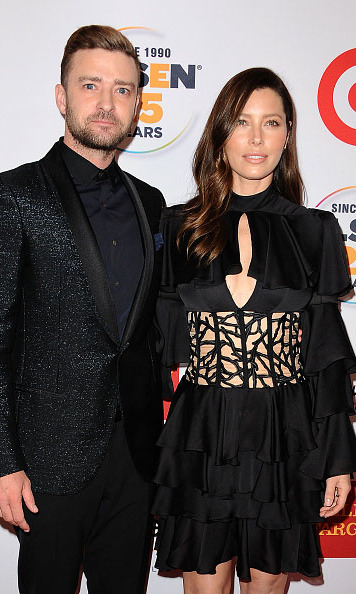 Justin sparkled at the GLSEN Respect Awards in October 2015 with wife Jessica Biel, proving that by every stylish man is an equality stylish woman. 