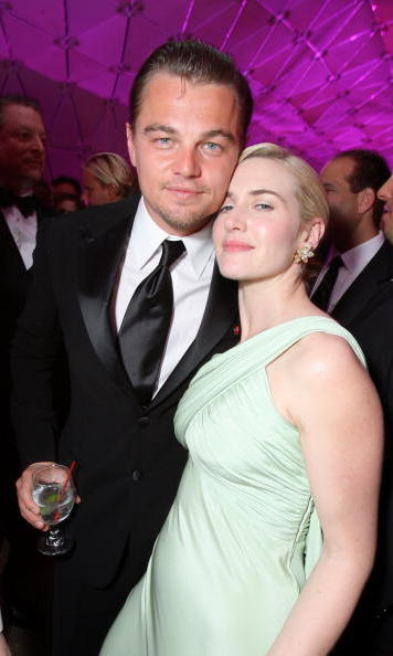 "To the stars! The 'Titanic' costars did not have to look very far for the stars while attending the 2007 Vanity Fair Oscar Party hosted by Graydon Carter.  Leo has called his bond with the actress ""unbreakable.""