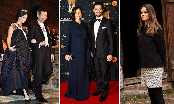 Since announcing her pregnancy in October 2015, Princess Sofia of Sweden has made the most of her style opportunities, stepping out in everything from ball gowns to outdoor gear.