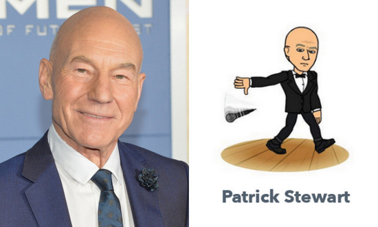 When you've had a career as long and successful as 'Star Trek' star Patrick Stewart, you're allowed to drop the mic and walk away.